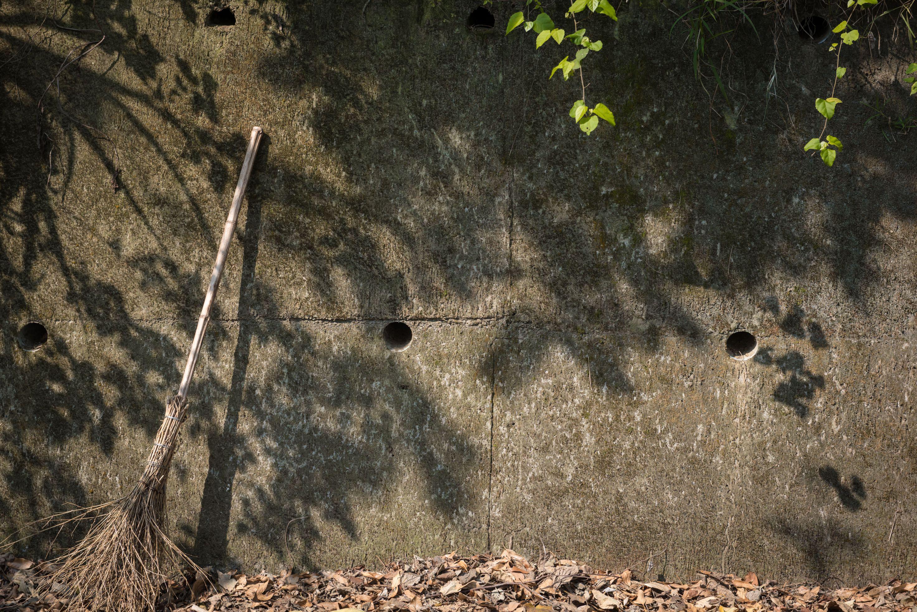 登山客留下的美善足跡